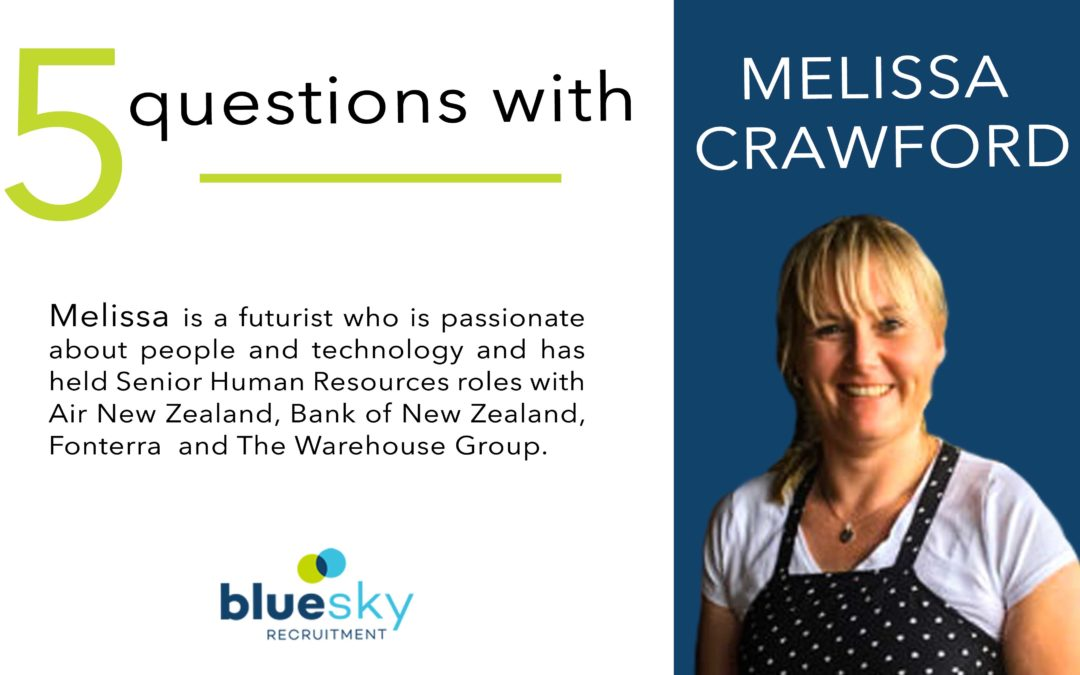 Five Questions with Melissa Crawford